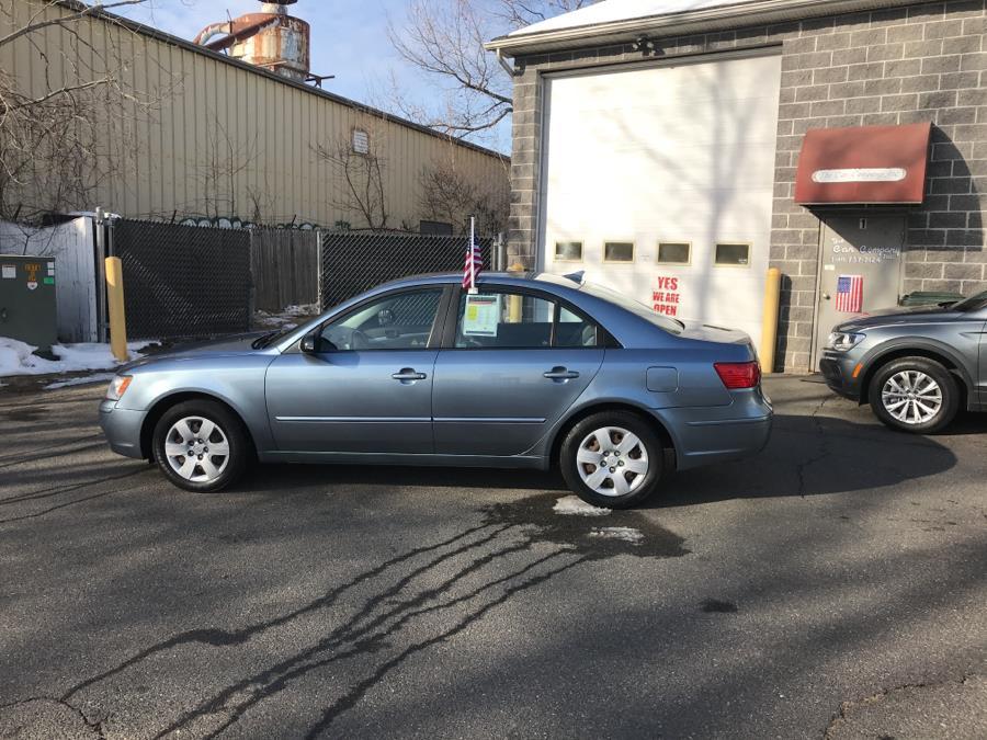 Used Hyundai Sonata 4dr Sdn I4 Auto GLS 2010 | The Car Company. Springfield, Massachusetts