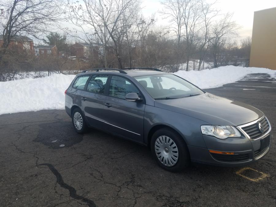 Used Volkswagen Passat Wagon 4dr Auto 2.0T FWD 2007 | Chadrad Motors llc. West Hartford, Connecticut