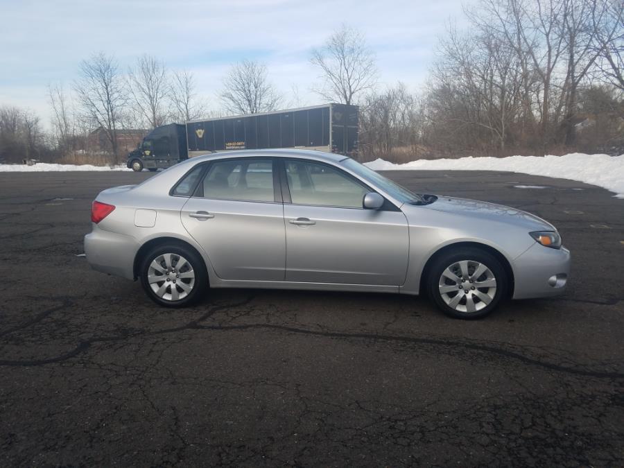 Used Subaru Impreza Sedan 4dr Auto 2.5i 2011 | Chadrad Motors llc. West Hartford, Connecticut
