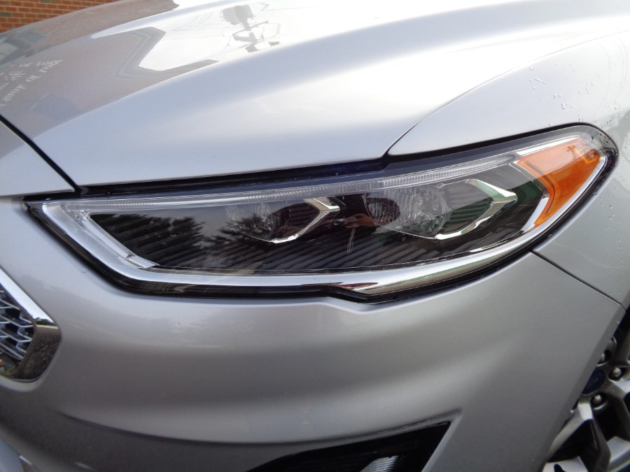 Used Ford Fusion Hybrid Titanium FWD 2019   NY Auto Traders. Valley Stream, New York