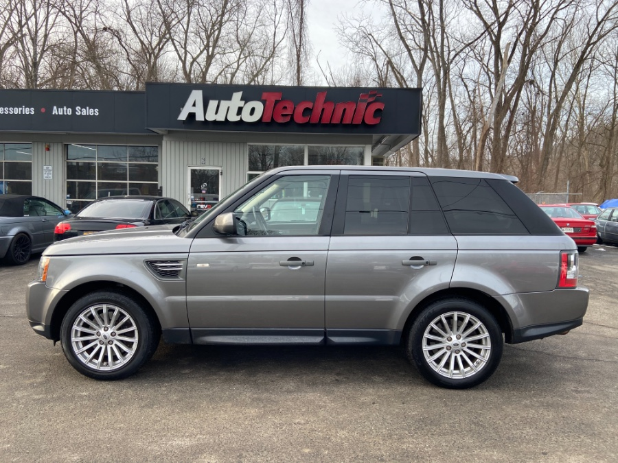 Used 2011 Land Rover Range Rover Sport in New Milford, Connecticut