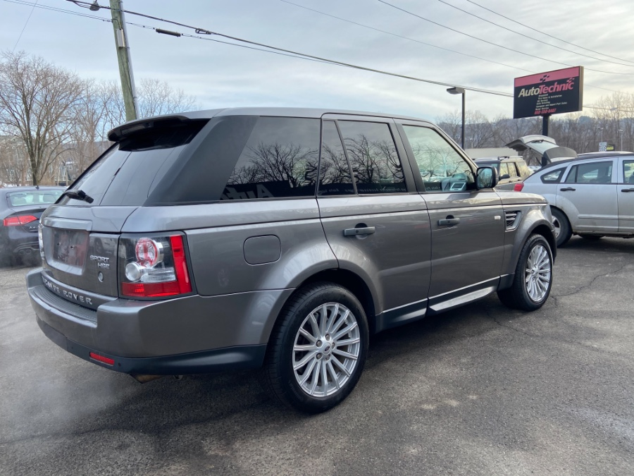 2011 Land Rover Range Rover Sport 4WD 4dr HSE, available for sale in New Milford, CT