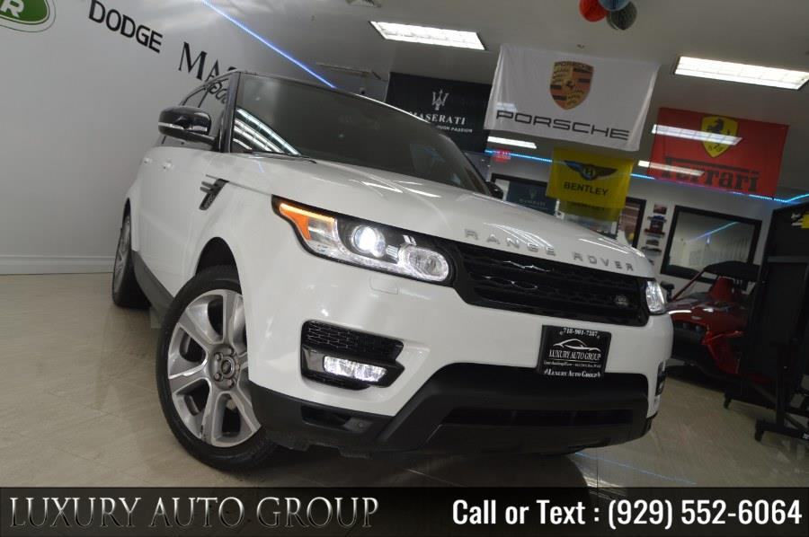 Used 2015 Land Rover Range Rover Sport in Bronx, New York | Luxury Auto Group. Bronx, New York