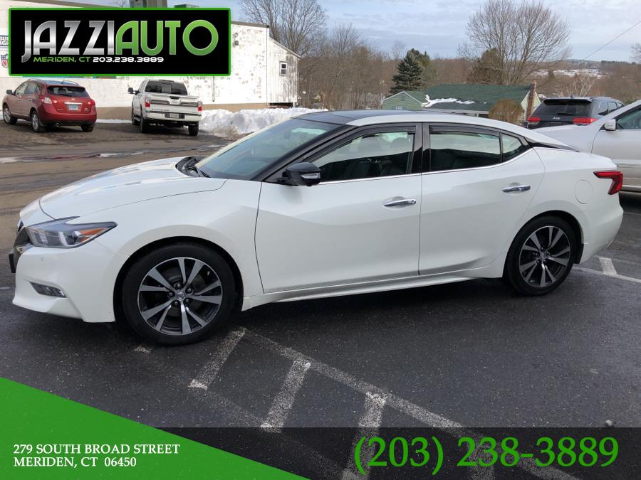 Used 2017 Nissan Maxima in Meriden, Connecticut | Jazzi Auto Sales LLC. Meriden, Connecticut