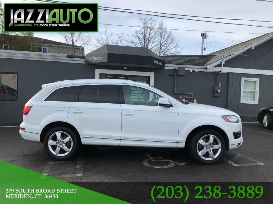 Used 2015 Audi Q7 in Meriden, Connecticut | Jazzi Auto Sales LLC. Meriden, Connecticut