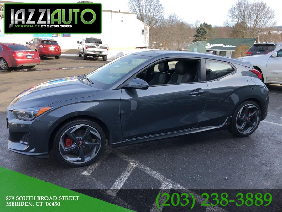 Used Hyundai Veloster Turbo DCT 2019 | Jazzi Auto Sales LLC. Meriden, Connecticut