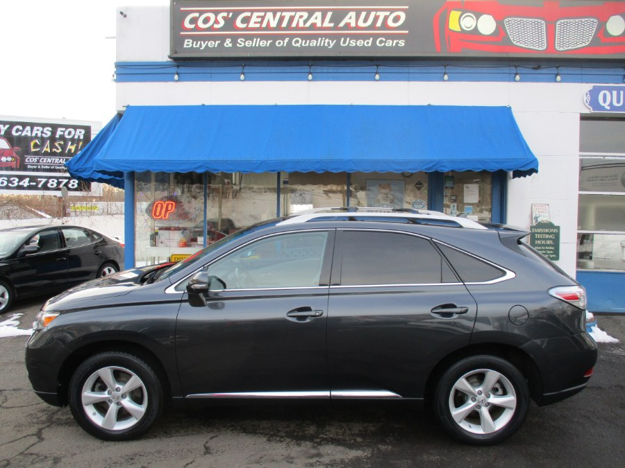 Used 2011 Lexus RX 350 in Meriden, Connecticut | Cos Central Auto. Meriden, Connecticut