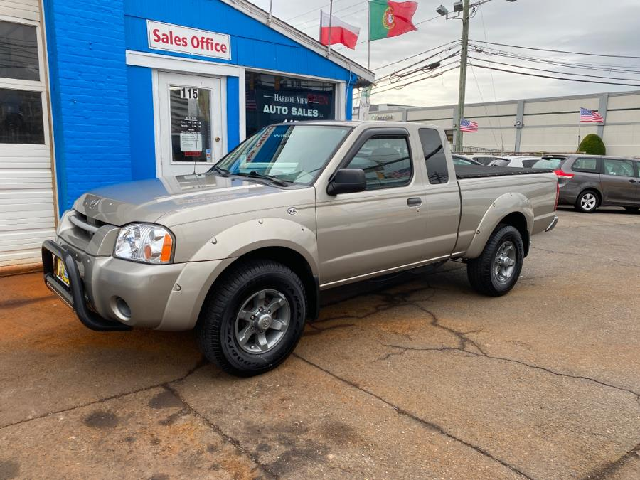 Used 2002 Nissan Frontier 4WD in Stamford, Connecticut | Harbor View Auto Sales LLC. Stamford, Connecticut