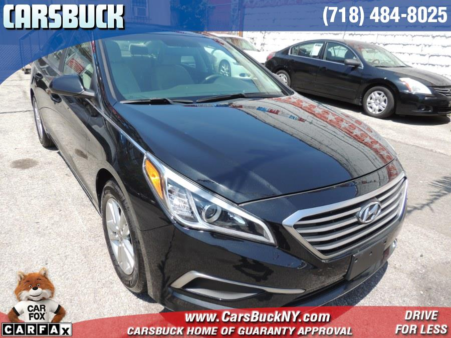 Used 2016 Hyundai Sonata in Brooklyn, New York | Carsbuck Inc.. Brooklyn, New York