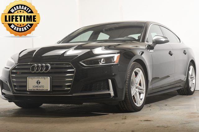 The 2018 Audi S5 Sportback Premium Plus photos