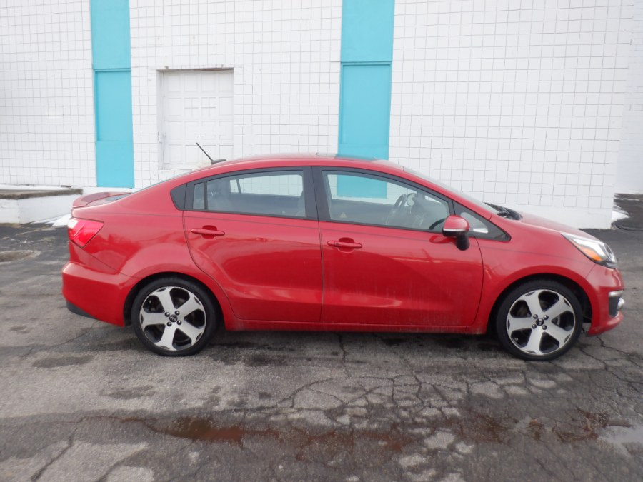 Used 2016 Kia Rio in Milford, Connecticut | Dealertown Auto Wholesalers. Milford, Connecticut