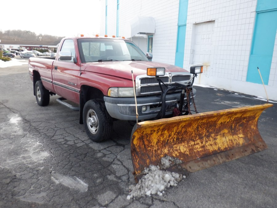"""Used Dodge Ram 2500 Reg Cab 135"""" WB HD 4WD 1997 