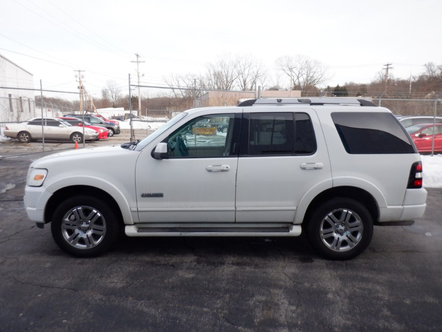 Used Ford Explorer 4WD 4dr V6 Eddie Bauer 2007 | Dealertown Auto Wholesalers. Milford, Connecticut
