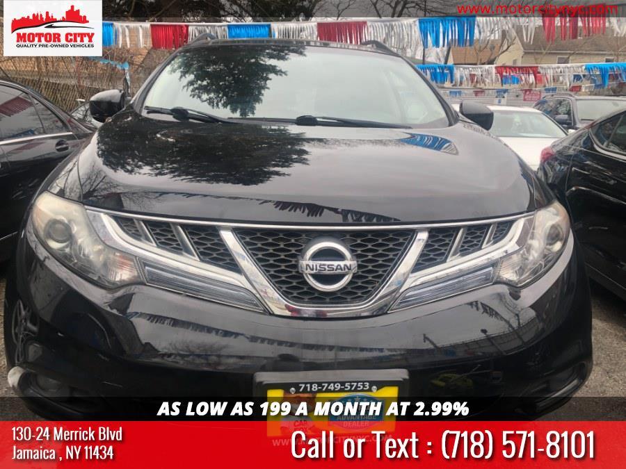Used 2012 Nissan Murano in Jamaica, New York | Motor City. Jamaica, New York