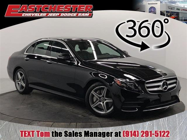 Used 2018 Mercedes-benz E-class in Bronx, New York | Eastchester Motor Cars. Bronx, New York
