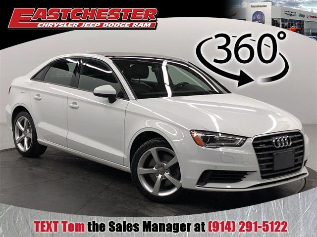 Used Audi A3 2.0T Premium 2016 | Eastchester Motor Cars. Bronx, New York