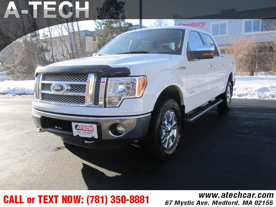 Used 2012 Ford F-150 in Medford, Massachusetts | A-Tech. Medford, Massachusetts