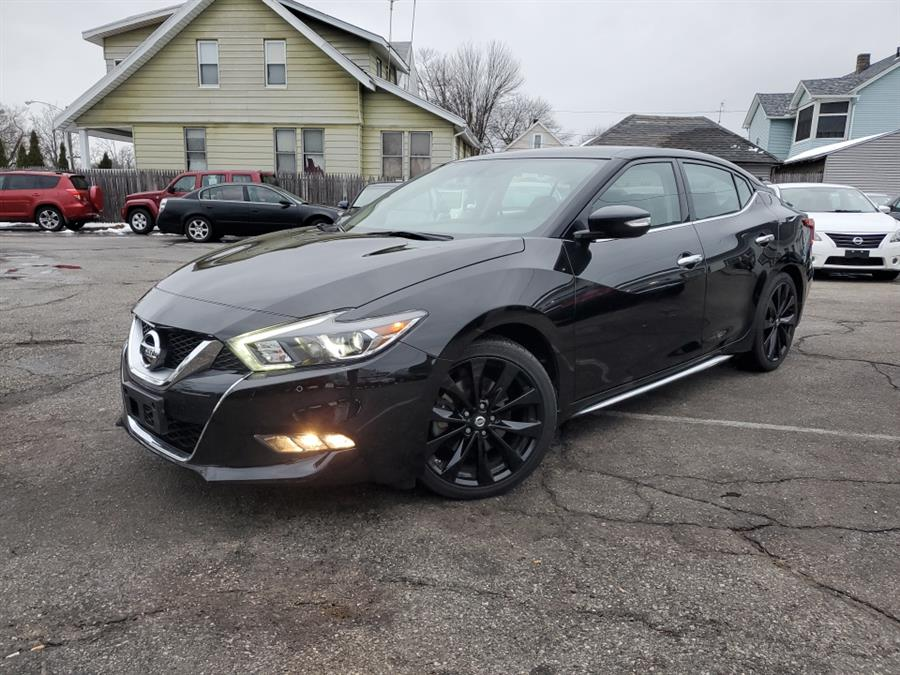 Used 2017 Nissan Maxima in Springfield, Massachusetts | Absolute Motors Inc. Springfield, Massachusetts