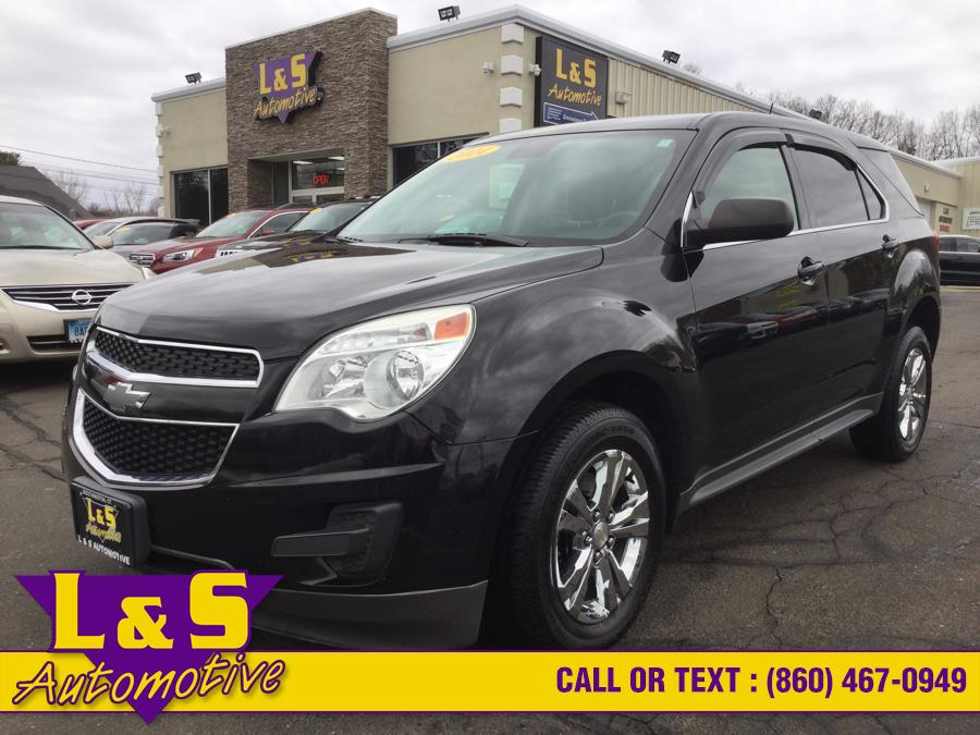 Used 2014 Chevrolet Equinox in Plantsville, Connecticut | L&S Automotive LLC. Plantsville, Connecticut