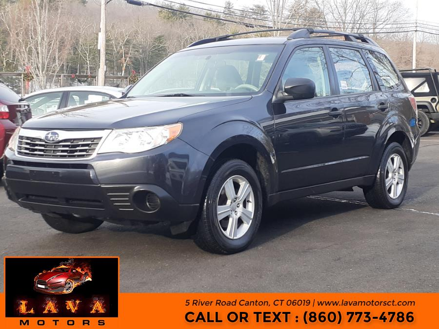 Used 2010 Subaru Forester in Canton, Connecticut | Lava Motors. Canton, Connecticut
