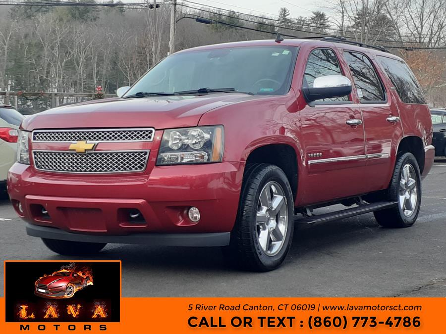Used 2013 Chevrolet Tahoe in Canton, Connecticut | Lava Motors. Canton, Connecticut
