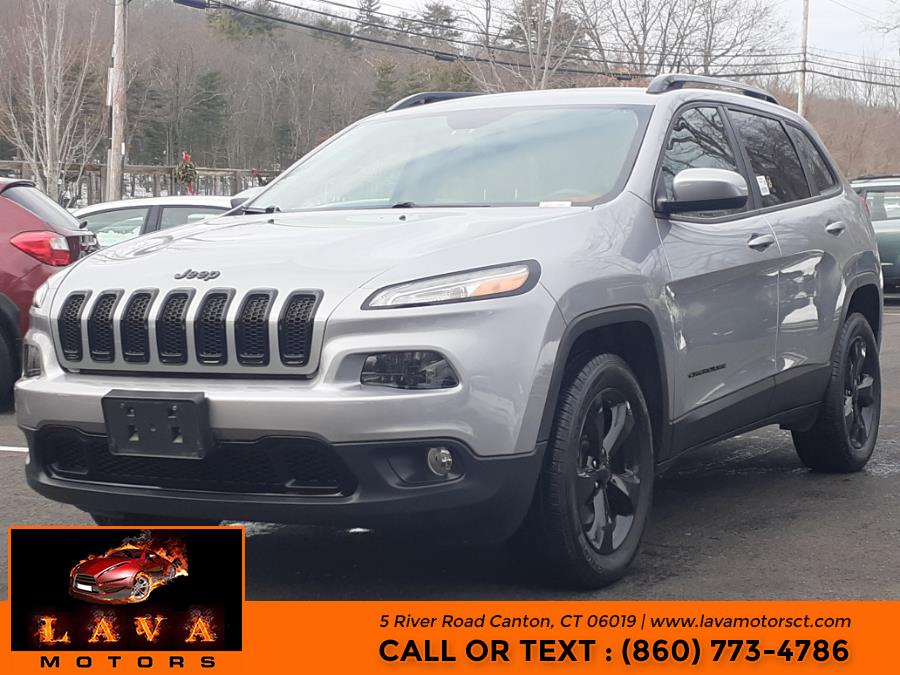 Used 2016 Jeep Cherokee in Canton, Connecticut | Lava Motors. Canton, Connecticut