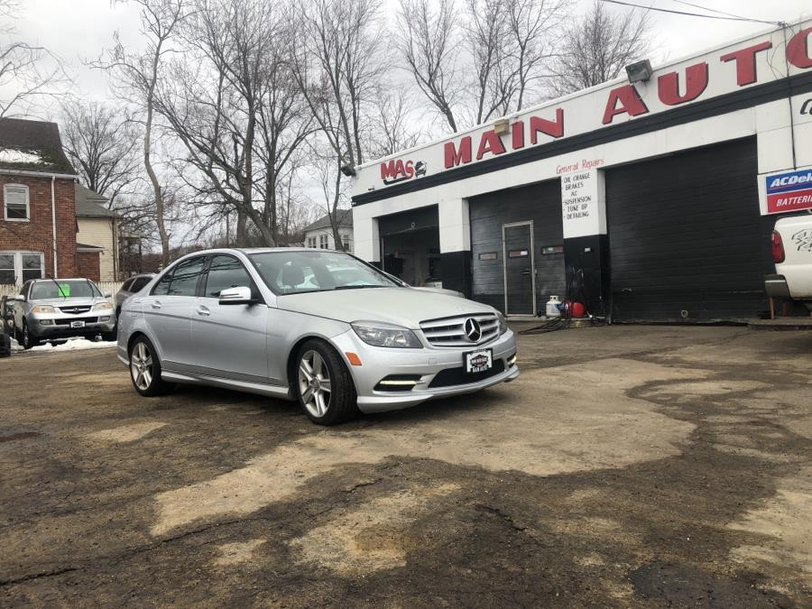 Used 2011 Mercedes-Benz C-Class in Hartford, Connecticut | Main Auto Sales LLC. Hartford, Connecticut
