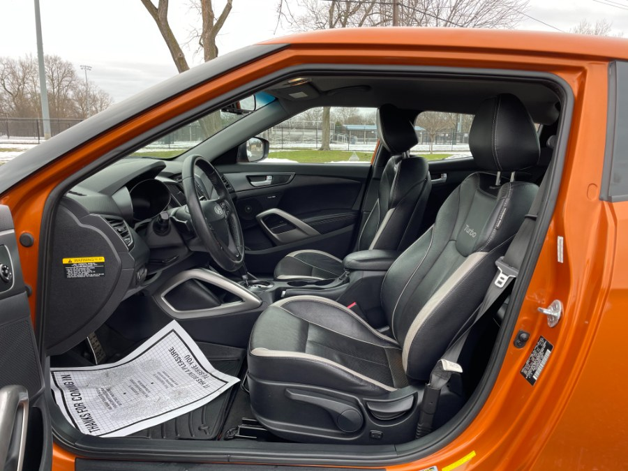 Used Hyundai Veloster 3dr Cpe Auto Turbo w/Black Int 2013   Cars With Deals. Lyndhurst, New Jersey