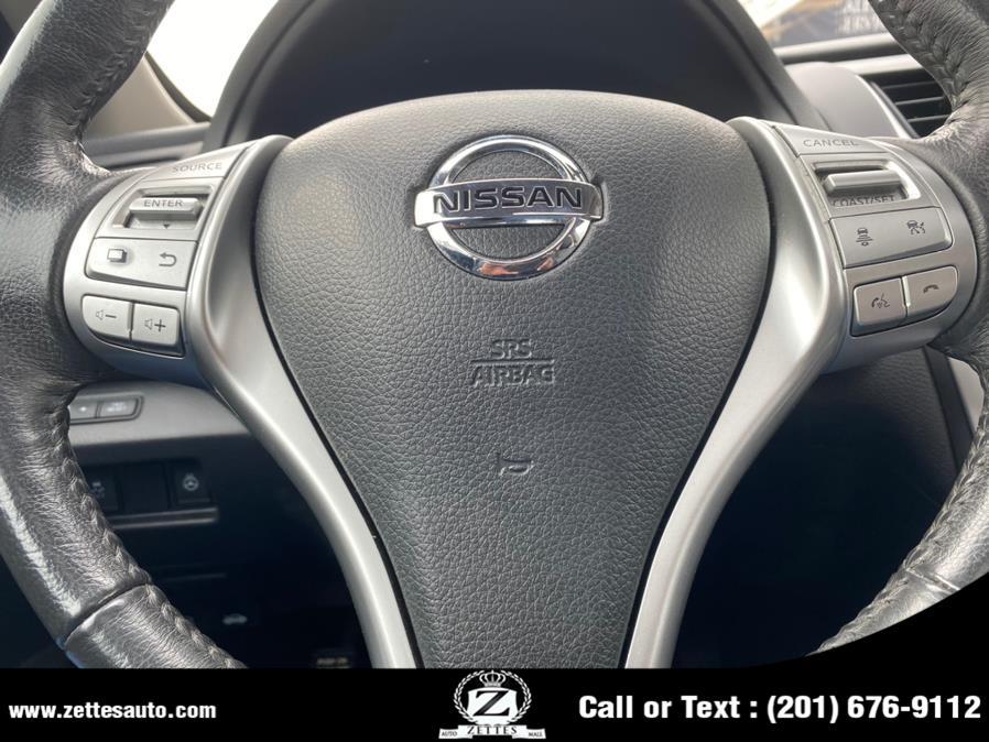 Used Nissan Altima 2.5 S Sedan 2017 | Zettes Auto Mall. Jersey City, New Jersey