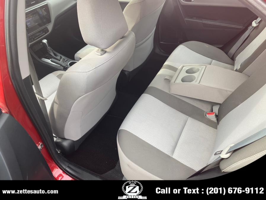 Used Toyota Corolla LE CVT Automatic (Natl) 2017 | Zettes Auto Mall. Jersey City, New Jersey