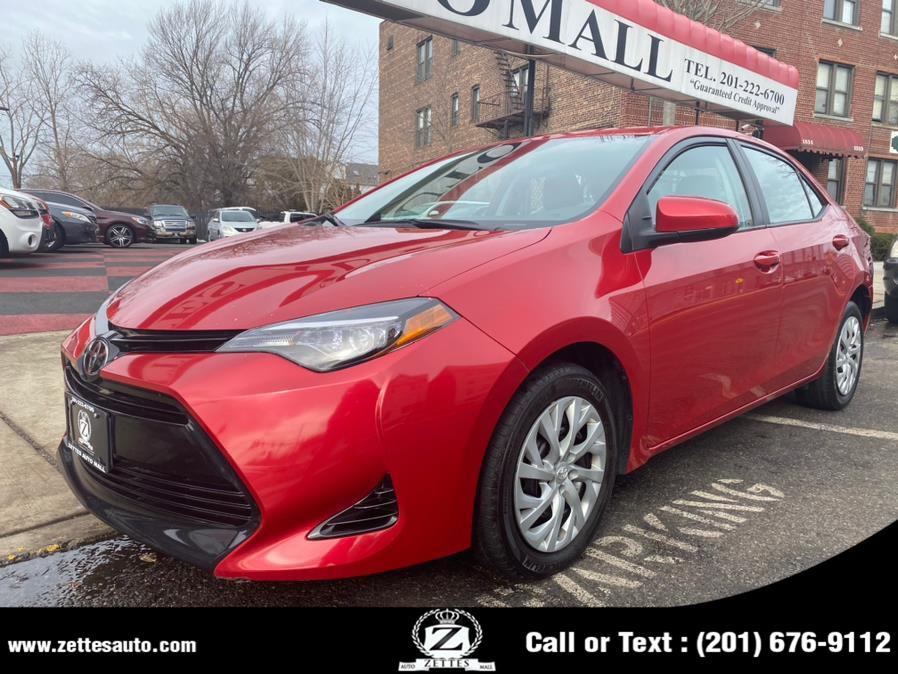 2017 Toyota Corolla LE CVT Automatic (Natl), available for sale in Jersey City, NJ