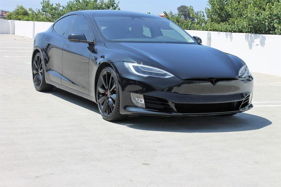 Used Tesla Model s 75D Sedan 4D 2017 | Ideal Motors. Costa Mesa, California