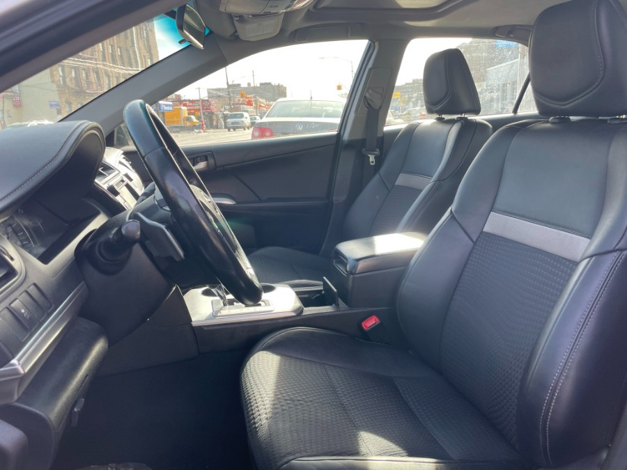 Used Toyota Camry 2014.5 4dr Sdn I4 Auto SE (Natl) 2014   Wide World Inc. Brooklyn, New York