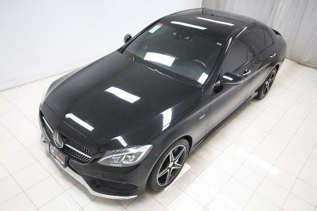 Used Mercedes-benz C-class C450 AMG 4MATIC w/ Navi & rearCam 2016 | Car Revolution. Maple Shade, New Jersey