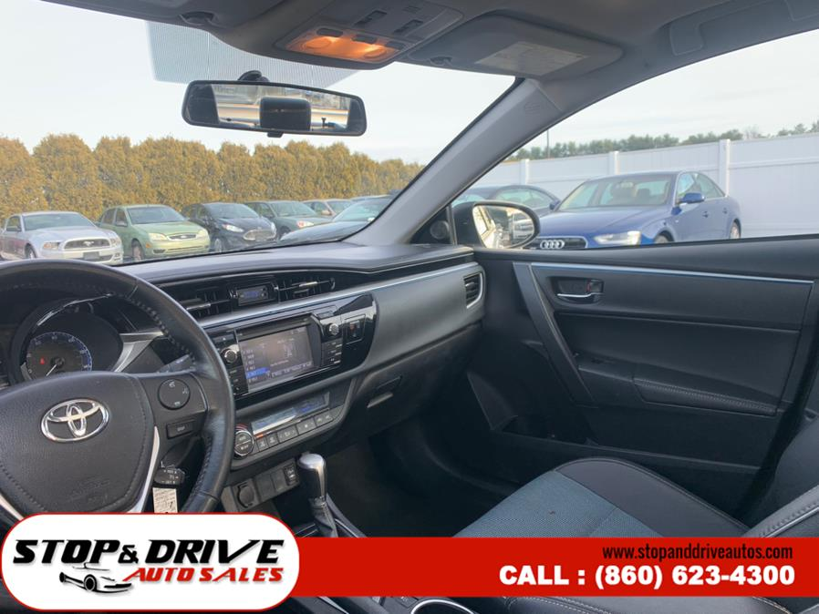Used Toyota Corolla 4dr Sdn CVT LE (Natl) 2015 | Stop & Drive Auto Sales. East Windsor, Connecticut