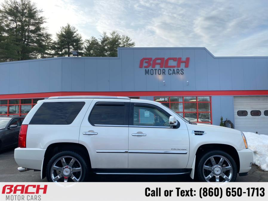 Used 2011 Cadillac Escalade in Canton , Connecticut | Bach Motor Cars. Canton , Connecticut