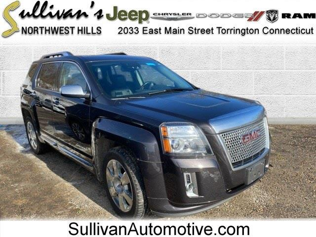 Used 2013 GMC Terrain in Avon, Connecticut | Sullivan Automotive Group. Avon, Connecticut