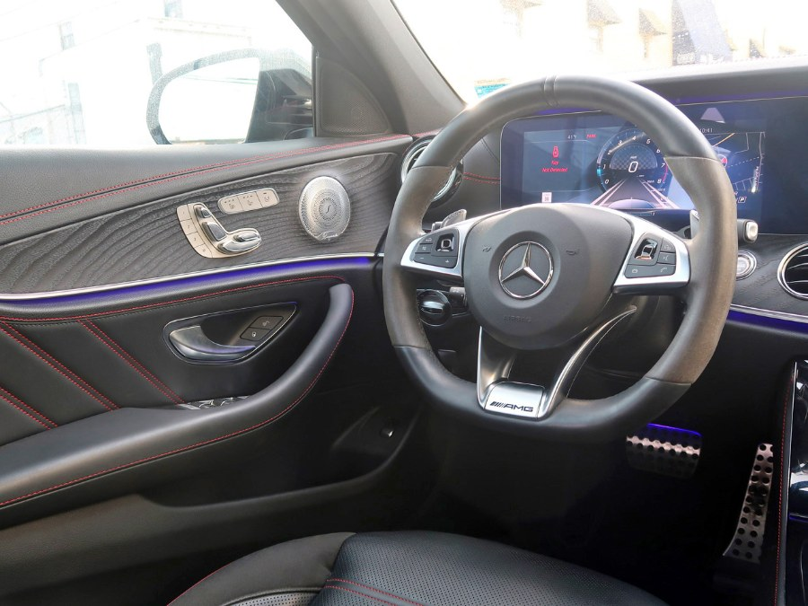 Used Mercedes-benz E-class E 43 AMG® 2017 | Auto Expo Ent Inc.. Great Neck, New York