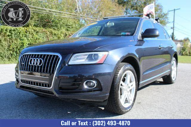 Used Audi Q5 Premium Plus 2015 | Morsi Automotive Corp. New Castle, Delaware