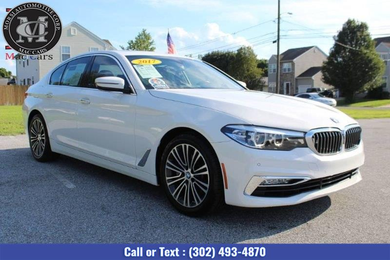 Used BMW 5 Series 530i xDrive 2017 | Morsi Automotive Corp. New Castle, Delaware