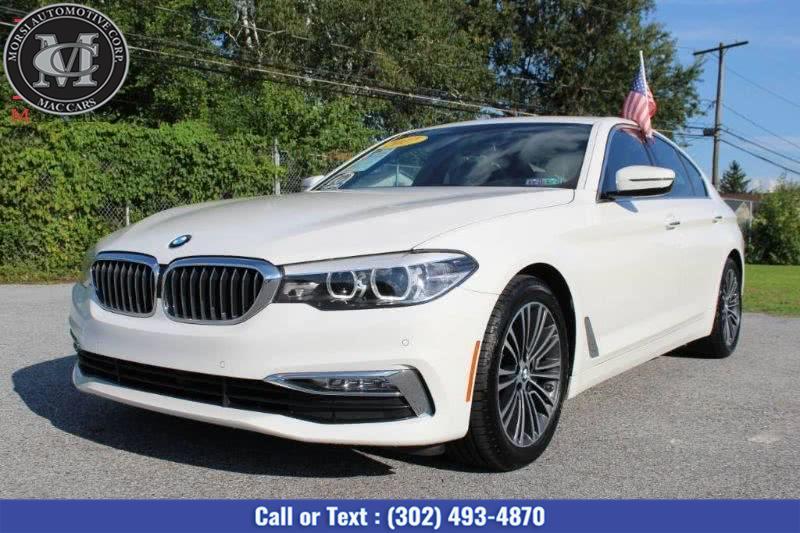 Used BMW 5 Series 530i xDrive 2017   Morsi Automotive Corp. New Castle, Delaware