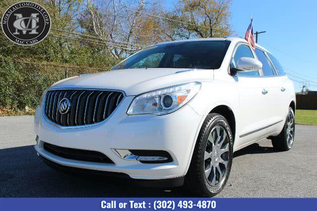 Used Buick Enclave Leather 2017 | Morsi Automotive Corp. New Castle, Delaware