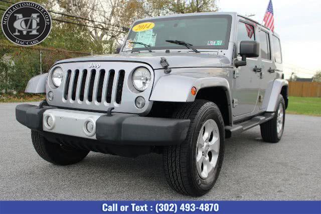Used Jeep Wrangler Unlimited Sahara 2014 | Morsi Automotive Corp. New Castle, Delaware
