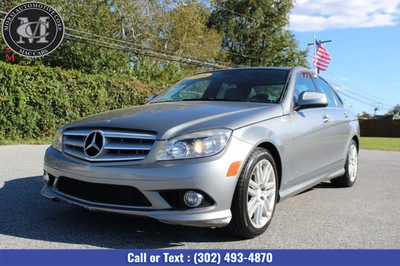 Used Mercedes-benz C-class 3.0L Sport 2008 | Morsi Automotive Corp. New Castle, Delaware