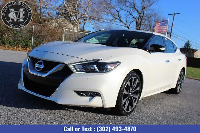 Used Nissan Maxima 3.5 SR 2016 | Morsi Automotive Corp. New Castle, Delaware