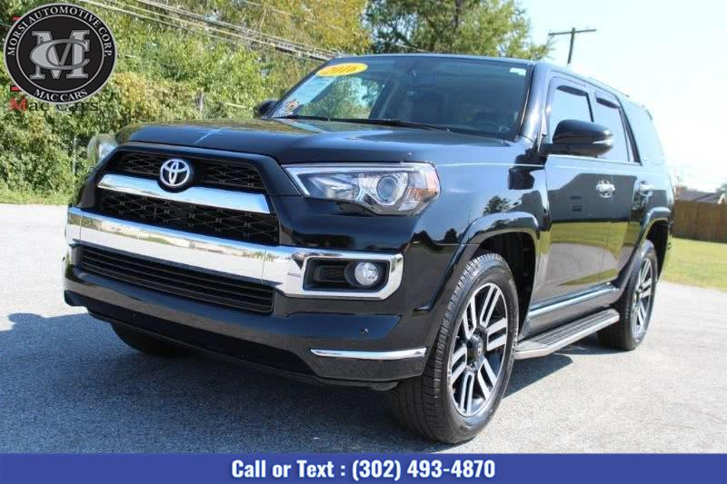 Used Toyota 4runner Limited 2016 | Morsi Automotive Corp. New Castle, Delaware