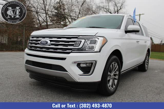 2018 Ford Expedition Max Limited, available for sale in New Castle, DE