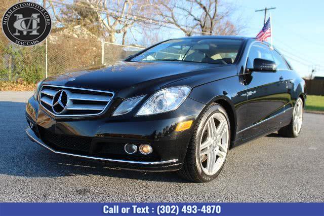 Used Mercedes-benz E-class E 350 Coupe 2011 | Morsi Automotive Corp. New Castle, Delaware
