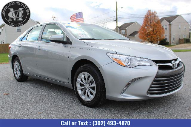 Used Toyota Camry LE 2017 | Morsi Automotive Corp. New Castle, Delaware
