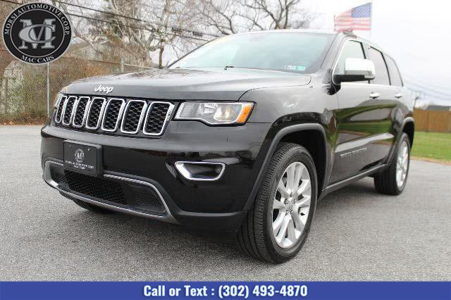 Used Jeep Grand Cherokee Limited 2017 | Morsi Automotive Corp. New Castle, Delaware